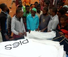 Market demonstration for PICS Bags